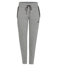 Nike Sports Wear Tech Fleece Cotton Blend Sweatpants Grey