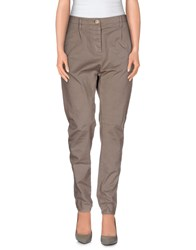 Novemb3r Trousers Casual Trousers Women Dove Grey