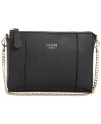 Guess Kamryn Mini Convertible Crossbody Black