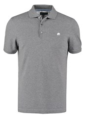 Banana Republic Polo Shirt Grey Sky