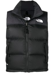 The North Face Padded Gilet Black
