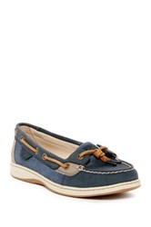 Sperry Dunefish Boat Shoe Blue
