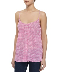 Soft Joie Sparkle Printed Flowy Tank Top