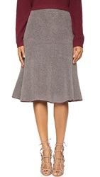Clover Canyon Fleece Skirt Mauve