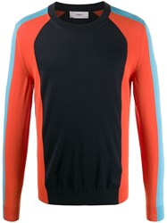 Pringle Of Scotland Colour Block Jumper 60