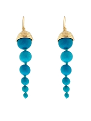 Aurelie Bidermann Lakotas Pearl Drop Earrings