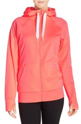 The North Face Women's 'Suprema' Hoodie Neon Peach