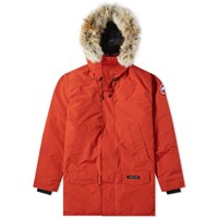 Canada Goose Langford Parka Red