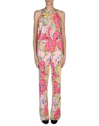 Moschino Cheap And Chic Moschino Cheapandchic Pant Overalls Pink