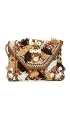 Antik Batik Kilan Cross Body Bag Rust