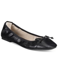 Rialto Sunshine Stretch Flats A Macy's Exclusive Style Women's Shoes Black