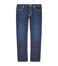Jacob Cohen Stretch Mid Wash Tailored Jeans Male