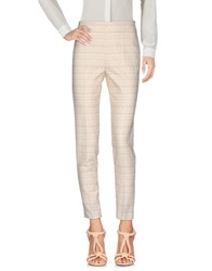 Red Valentino Redvalentino Casual Pants Light Pink