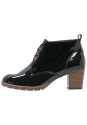 Marco Tozzi Ankle Boots Navy Dark Blue