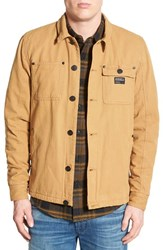 Men's Ezekiel Canvas Shirt Jacket