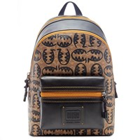 Coach Guang Yu Signature Academy Backpack Brown