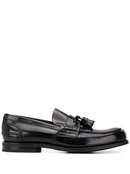 Church's Tassel Detail Loafers Black