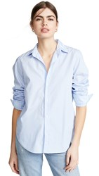 Frank And Eileen Button Down Soft Blue