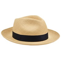 Christys' Exclusive Classic Panama Hat Natural
