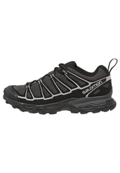 Salomon X Ultra Prime Hiking Shoes Asphalt Black Aluminium Dark Gray