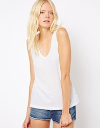 James Perse Wide Strap Tank Top