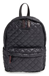 M Z Wallace Mz 'Small Metro' Quilted Oxford Nylon Backpack