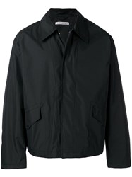 Our Legacy Short Waterproof Jacket Black