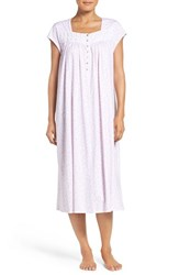 Eileen West Women's Cap Sleeve Ballet Nightgown