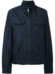 Michael Kors Shelll Jacket Women Nylon Xxl Blue
