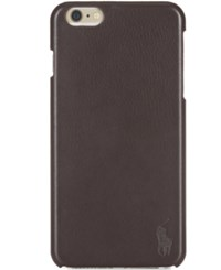 Polo Ralph Lauren Iphone Case Brown