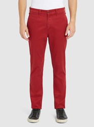 Levi's Red 511 Slim Fit Chinos