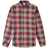 Paul Smith Tailored Fit Check Shirt