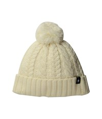 Smartwool Ski Town Hat Natural Beanies Beige