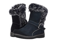 Spring Step Paco Navy Women's Cold Weather Boots