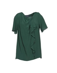 Piazza Sempione Blouses Green