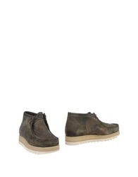 Sebago Ankle Boots Military Green