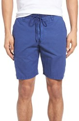 Lucky Brand Men's Ripstop Shorts Twilight Blue