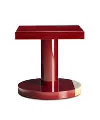 Moooi Common Comrades Tailor Side Table Red