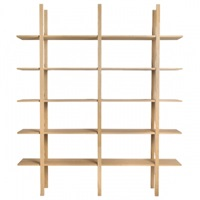 Wrong For Hay The Wooden Shelf Ws35 Bookcases Furniture Finnish Design Shop