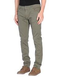 Gaudi' Casual Pants Military Green
