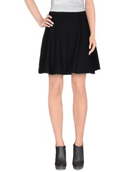 Eleven Paris Skirts Mini Skirts Women Black
