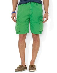 Polo Ralph Lauren Relaxed Fit Corporal Cargo Shorts Lifeboat Green