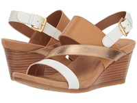 Comfortiva Vail Sand Multi Wedge Shoes