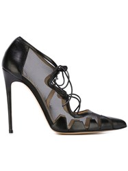 Bionda Castana 'Dekota' Pumps Black