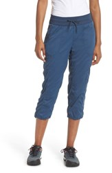 The North Face Aphrodite 2.0 Capri Pants Blue Wing Teal