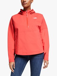 The North Face Arque Futurelighttm 'S Waterproof Anorak Cayenne Red