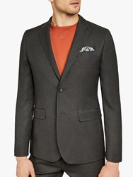 Ted Baker Mumble Rarebit Jacket Grey