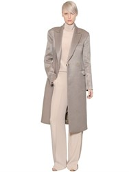 Maison Martin Margiela Mixed Wool Cloth Coat