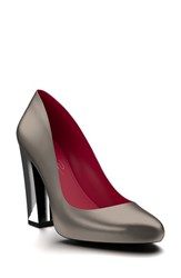 Shoes Of Prey Women's Round Toe Pump 4 Heel