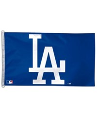 Wincraft Los Angeles Dodgers Deluxe Flag Royalblue White